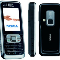 Nokia 6120 clasic - Telefon Nokia, Negru, Neblocat, 360x640 pixeli, 256K