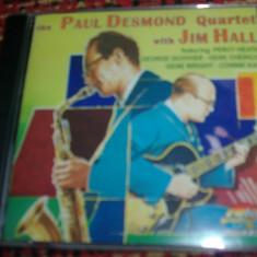 CD JAZZ - PAUL DESMOND QUARTET WITH JIM HALL