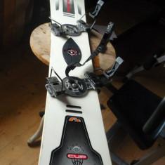 Snowboard F2 asimetric, de viteza
