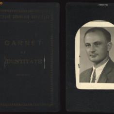 Uzinele comunale de electricitate Bucuresti, carnet, 1946 - Diploma/Certificat