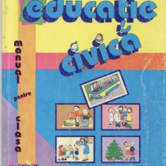 Manual EDUCATIE CIVICA CLS A IV A ED.ARAMIS - Manual scolar Aramis, Clasa 4