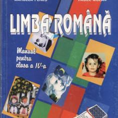 Manual LIMBA ROMANA CLS A IV A ED. ARAMIS - Manual scolar Aramis, Clasa 4
