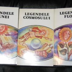 Legendele romanilor 3 volumeE Ed. Grai si Suflet 1994