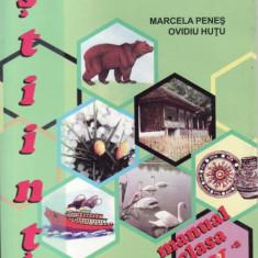 Manual STIINTE CLS A IV A ED. ARAMIS - Manual scolar Aramis, Clasa 4