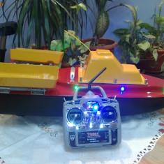 Barcuta de plantat cu doua cuve noua nouta ! - Barca Pescuit