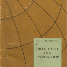 John Morrison-Profetul din Pandaloop - Roman istoric