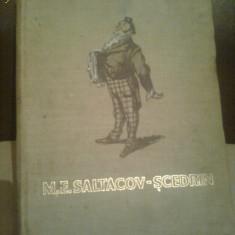 M.E.SALTACOV-SCEDRIN-OPERE ALESE