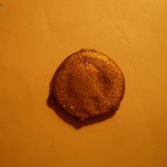 Moneda Romana bronz, d=1, 6cm, cal.slaba, curatata - Moneda Antica