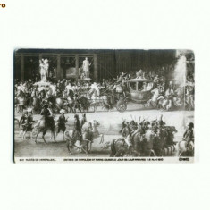 CP181-46 Musee de Versailles(Napoleon)(Franta)- scrisa 1920