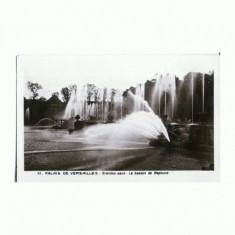 CP181-21 Palais de Versailles (Franta)-necirculata, antebelica