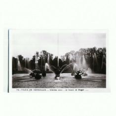 CP181-22 Palais de Versailles (Franta)-necirculata, antebelica