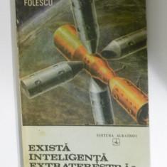 CECIL FOLESCU-EXISTA INTELIGENTA EXTRATERESTRA? - Carte Astronomie