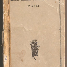 (C145) POEZII DE MIHAI EMINESCU, BUCURESTI, 1966