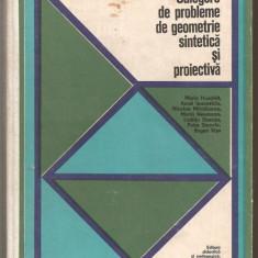 (C142) CULEGERE DE PROBLEME DE GEOMETRIE, EDP, BUCURESTI, 1971 - Culegere Matematica