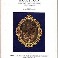 Catalog licitatie 95/1975, Gerhard Hirsch-Munchen