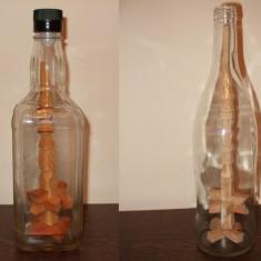 Sticle cu Fus Maramuresean - Tuica