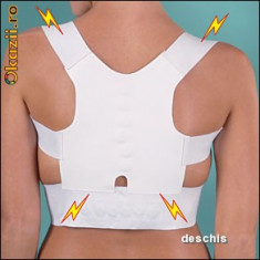 Benzi Magnetice Pentru Spate si Coloana Dr. Levine Posture Sport