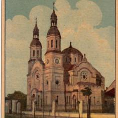B10016 Timisoara Biserica Greco-Catolica necirculata