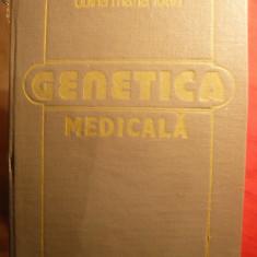 C.Maximilian si D.M.Ioan - GENETICA MEDICALA 1986
