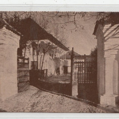 B11324 Valenii de Munte Casa memoriala N.Iorga necirculata