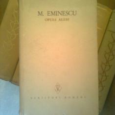 OPERE ALESE ~ MIHAI EMINESCU   3 vol. ( vol.1+2+3 )