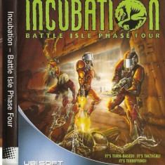JOC PC INCUBATION BATTLE ISLE PHASE FOUR ORIGINAL / STOC REAL / by DARK WADDER - Jocuri PC Altele, Actiune, 16+, Single player