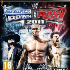 THQ WWE Smackdown vs Raw 2011 PS3 - Jocuri PS3 Thq, 16+