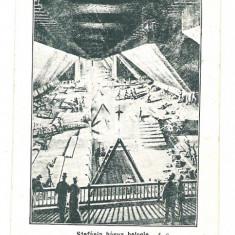 620. Ocna Mures - mina de sare 1901