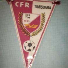 96 Fanion - FOTBAL CFR TIMISOARA -1933