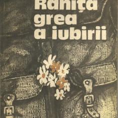 Ranita grea a iubirii de Vasile Baran