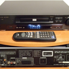 JVC XV-521BK DVD Player - DVD Playere Jvc, CD-R: 1, MP3: 1