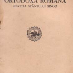 Revista Biserica Ortodoxa Romana - nr.9-10/1941