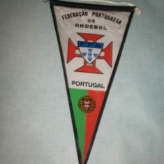 225 Fanion - FEDERATIA PORTUGHEZA DE HANDBAL - Fanion handbal