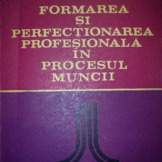 """Constantin Preda - Formarea si perfectionarea prof in procesul muncii """"2"""""""