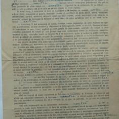 Procura reprezentare interese , Craiova , 1929