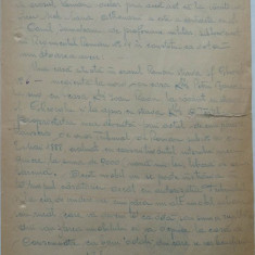 Act dotal, Sublocotenent Regimentul 14 Roman, 1929 - Hartie cu Antet