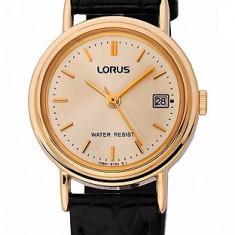 Lorus RXT38AX-9 ceas dama. Nou. Garantie, Otel, Piele, Analog