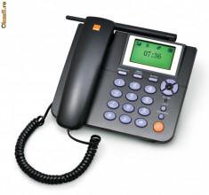 Telefon fix GSM zte WP623 nou sigilat ORANGE foto
