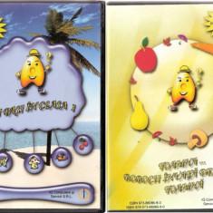 OKAZIE! set 2 CD-uri software educational gradinita si clasa I - Soft pentru copii, Matematica/Stiinta