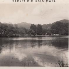 B8925 Baia Mare Peisaj circulata1947