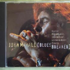 JOHN MAYALL - Bluesbreaker - C D Original NOU - Muzica Blues