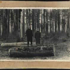 Foto pe carton , Cernauti , 1931