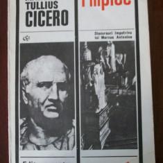 FILIPICE MARCUS TULLIUS CICERO