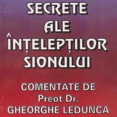 Protocoalele secrete ale Inteleptilor Sionului - Carti Iudaism