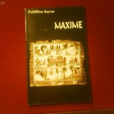 Publilius Syrus Maxime, Alta editura