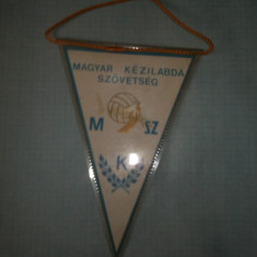 285 Fanion Magyar Kezilabda Szovetseg( handbal ? -Ungaria) - Fanion handbal
