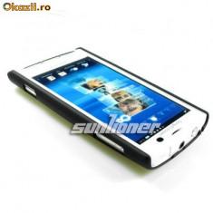 husa protectie Sony Ericsson X10 silicon rigid antiradiatii