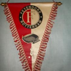 276 Fanion FEYENOORD ROTTERDAM (fotbal -Olanda) - Fanion fotbal