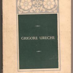 "(C305) ""LETOPISETIUL TARII MOLDOVEI"" GRIGORE URECHE"