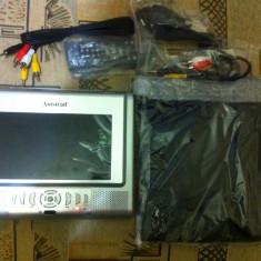 Dvd player portabil nou AMSTRAD DT750S